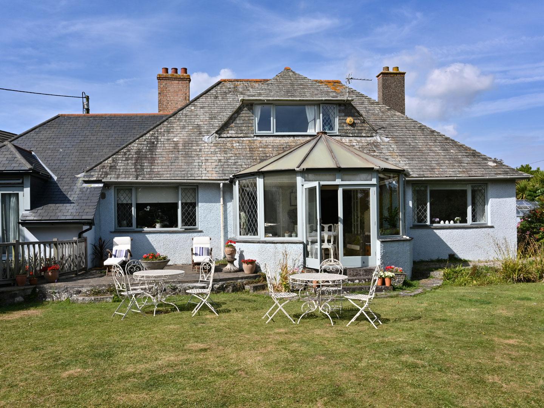 Halwell Lodge B&B Lelant St Ives Cornwall